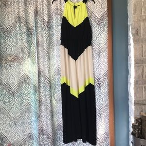 Macy's maxi, worn once!